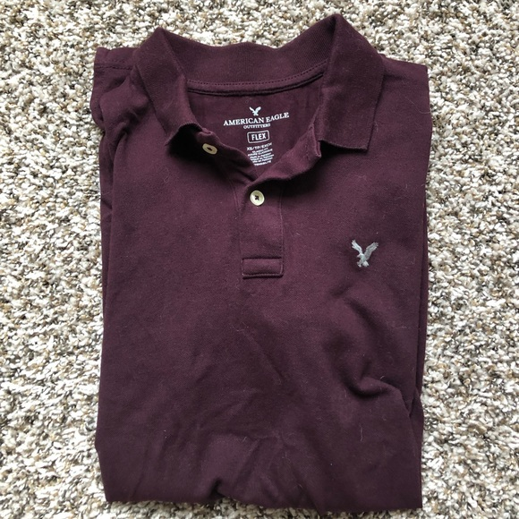 American Eagle Outfitters Other - American Eagle Men's Polo T-Shirt